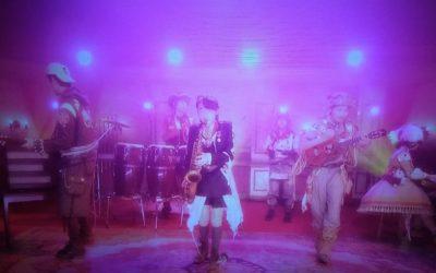 ムジカ・ピッコリーノ「謎の少年」近藤利樹くんとモリエンド・カフェを演奏!!