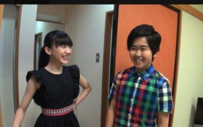 中学生になっても可愛い芦田愛菜「マル・マル・モリ・モリ!」鈴木福と披露