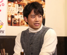 三浦貴大が「本音でハシゴ酒」に出演!家族のプライベートや夏菜との関係を暴露